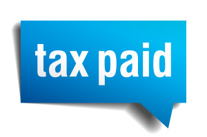 IRS EFTPS Informational Pin number for payroll tax payment